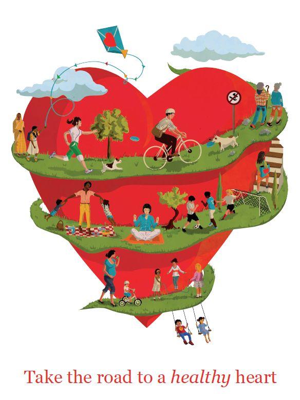 Svetovni dan srca 2013