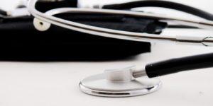 stetoskop - meritve društva za srce