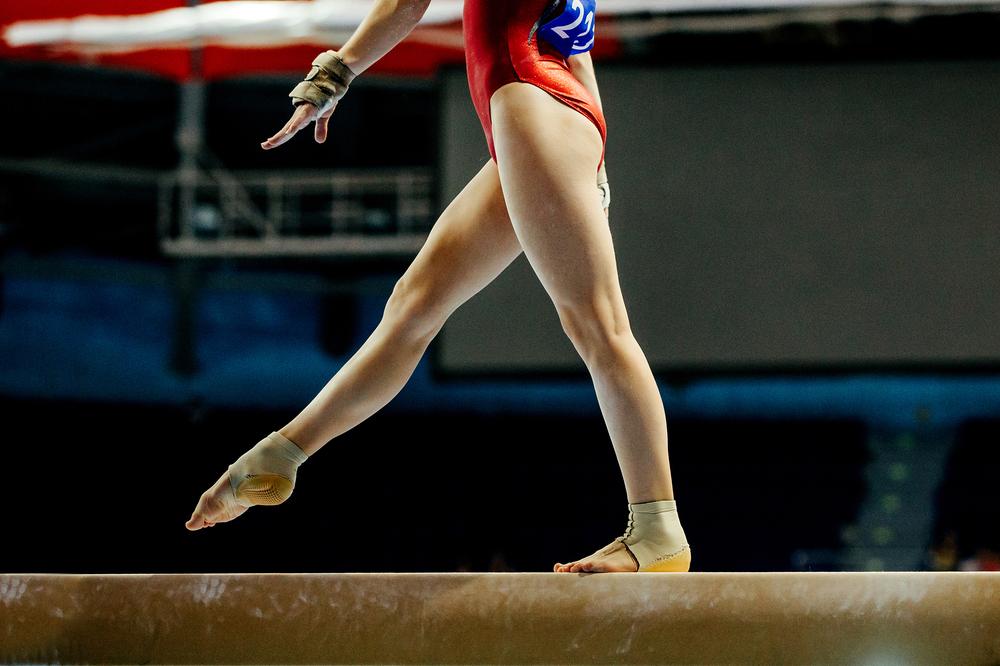 Slika 3: Sposobnost ohranjanja ravnotežnega položaja je pomembna, ne samo pri športnikih, ampak pri vseh ljudeh.