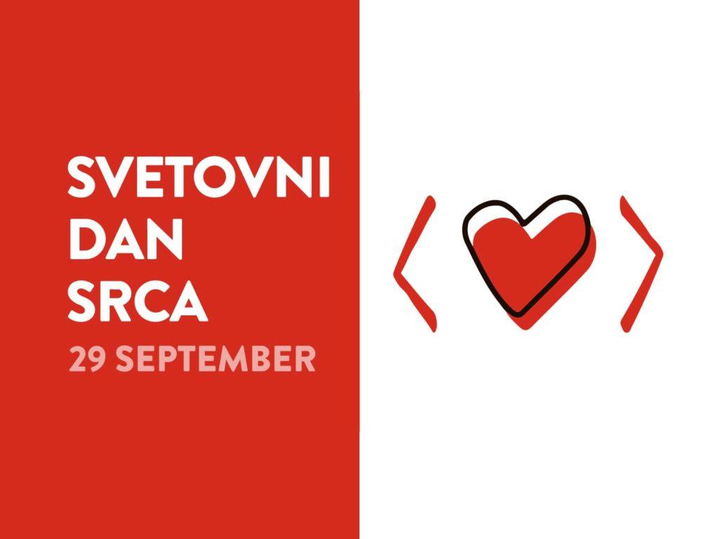 29. september - svetovni dan srca
