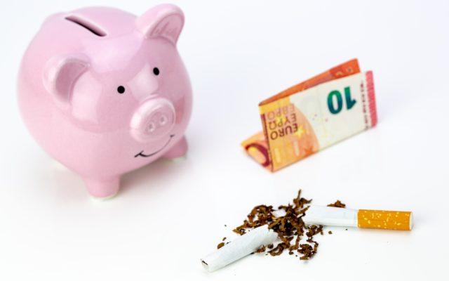 kalkulator za izračun stroškov kajenja