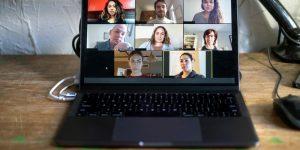 virtualna novinarska konferenca