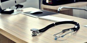 stetoskop posvetovalnica