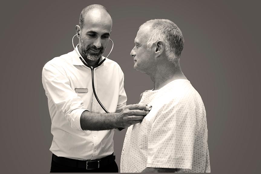 ATTR-CM - zdravnik in pacient